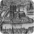 View of Paris At the Time of Sts. Vincent and Louise