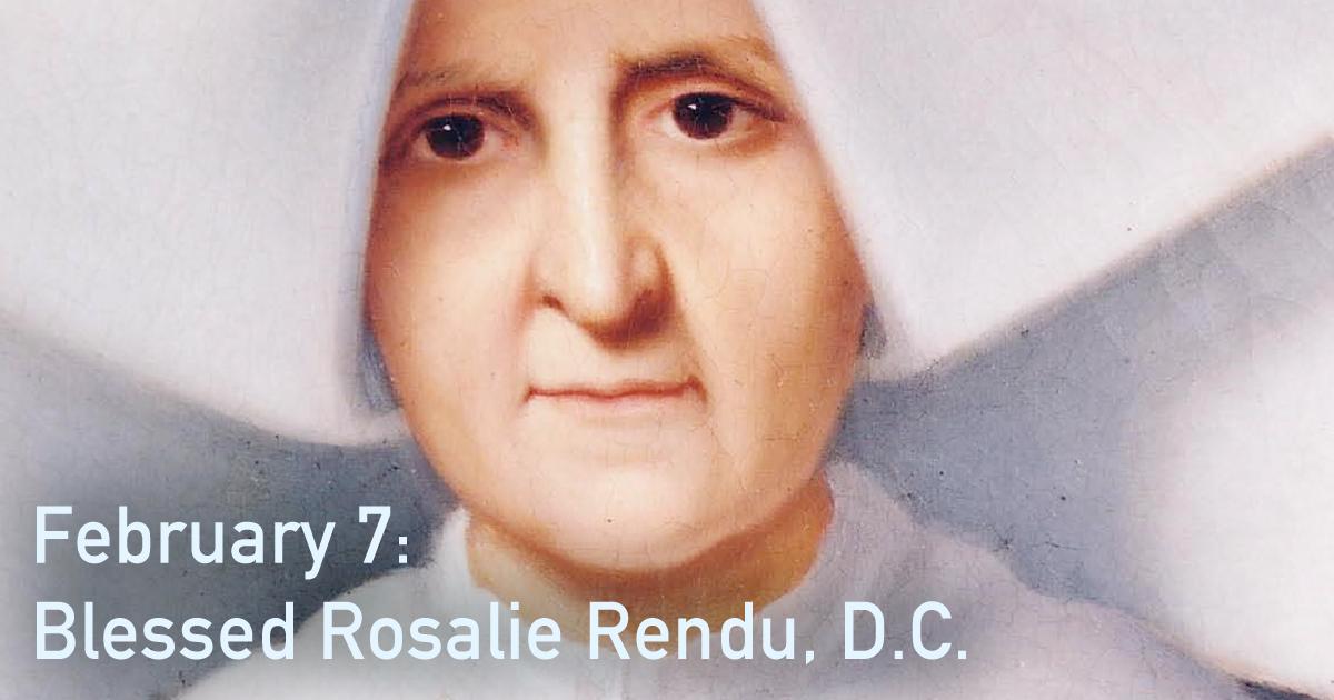 Blessed Rosalie