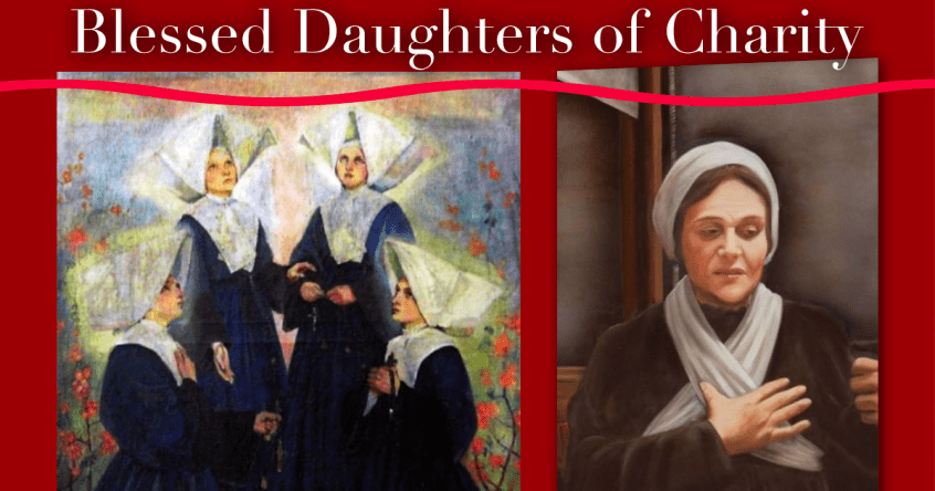 Daughters of Charity Martyrs of Arras - VinFormation