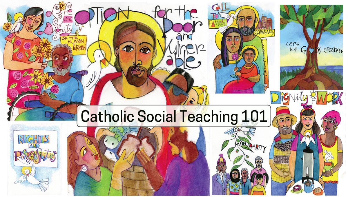 Catholic Social Teaching 101 Video Series VinFormation