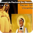 St. Vincent de Paul and the Blessed Virgin Mary