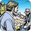 Systemic Change Comic Books